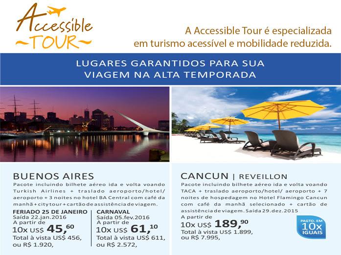 Buenos Aires, Cancun, Orlando ou Miami