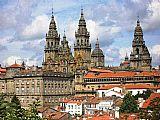 Santiago de Conpostela - Dia Inteiro
