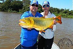 Pacote Tour Pacu - Pescaria no Passo do Lontra Pantanal!