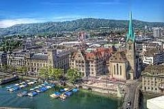 Paris, Suiça e Áustria pelos Alpes