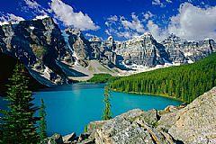 As Maravilhas da Costa Oeste Canadense e do Alaska - 18 dias