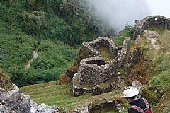 CAMINHO SAGRADO A MACHU PICCHU - TRILHA INCA