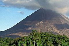 Costa Rica - Titi Vulcão Arenal e Praias